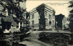 Lutheran Hospital  in Norfolk, NE