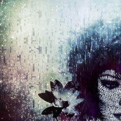 Here comes the rain again, digital art