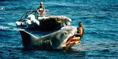 """5 Things You Never Knew About Steven Spielberg's """"Jaws""""-One of my all time favorite movies!"""