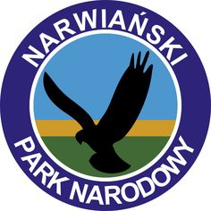 Map showing the location of Narew National Park