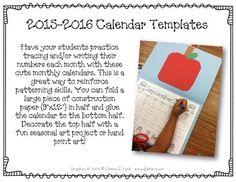 1000+ ideas about Blank Calendar Template on Pinterest | Calendar ...