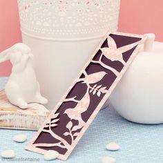 Carnet de motifs Kirigami - Ciel printemps - 20 x 20 cm - 52 pages - Photo n°3