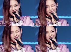 160904 Jennie - BLACKPINK SBS inkigayo
