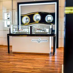 Ulysse Nardin se enorgullece de presentar su nueva y exclusiva boutique de lujo en el prestigioso Miami Design District.