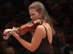 Bruch Violin Concerto, Mov.1
