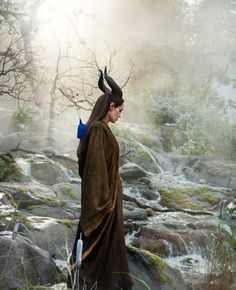 Behind the scenes of Maleficent