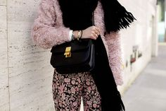 All pink everything in New York | The Blonde Salad