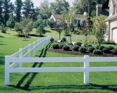 Standard Rail - 2 Rail Horse Fence- This one doesn't look right. the bottom one is just a bit too high for only a two rail.