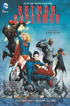 The Dark Knight and the Man of Steel uncover a plot by the Toymaster to use a secret, potentially deadly element in his new video game, the characters created by players manifest in real life. The ult