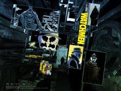 Fairfax Walls - Desktop Backgrounds - watchmen wallpaper - 1600x1200 px