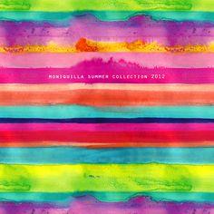 stripes pattern by moniquilla