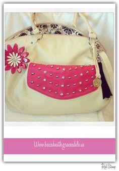 My new Grace Adele purse!!