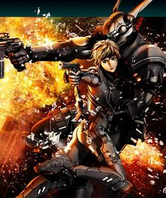 appleseed ex machina vf