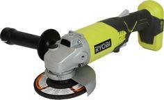 Ryobi 18 Volt One ™ 4-1/2 Inch Angle Grinder