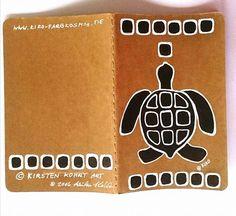 http://de.dawanda.com/product/94810095-notizbuch-dreamnotebook-nr31---kirsten-kohrt-artNOTIZBUCH-DREAMNOTEBOOK NR.31 - KIRSTEN KOHRT ART von KIRSTEN KOHRT ART  - International shipping available auf DaWanda.com #dreamnotebook #turtle #originalhandpainted # #artforsale