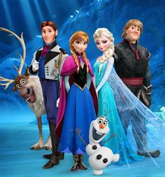 """I got The """"Frozen"""" Cast! Which Group Halloween Costume Is Perfect For You And Your Friends?"""