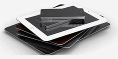 smart phones and tablets - same shape, no diversity