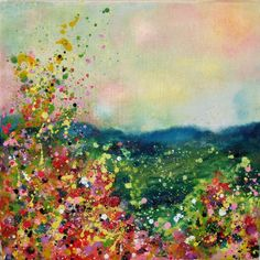 Flowerscape (2004) - Yvonne Coomber