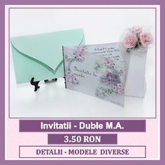 Invitatii nunta personalizate, unicat, marca bebestudio11. Magazine Rack, Cards, Wedding, Design, Decor, Valentines Day Weddings, Decoration, Maps