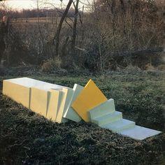 Simple work by David Barr 1975 via onderdonxx- design, art, unique