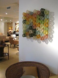 yvette kaiser smith: crocheted fiberglass | Daily Art Muse