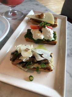 Fig & Olive in Houston is such a beautiful spot. And their crostinis were as good as they say! Discover this popular restaurant in Houston on Hipster Hotspots. Olive Restaurant, Houston Restaurants, Mediterranean Dishes, Fig, Brunch, Hipster, Popular, Dinner, Breakfast