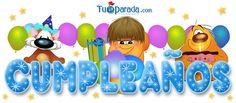 letras para cumpleaños - Buscar con Google