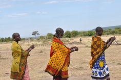 Mujeres Massai