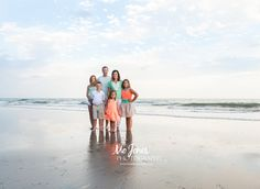 Charleston Family Beach Photographer | Isle of Palms, South Carolina  #beachphotography #beachfamilysession #whattowear #photographysessionideas #familybeachphotography #isleofpalms #charleston #southcarolina