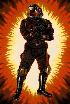 Star-Viper: Cobra Stellar Stiletto Pilot