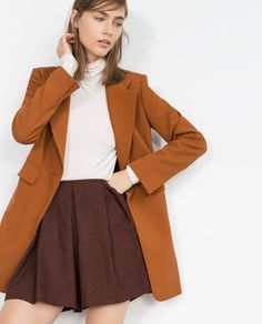 Jacket: http://www.zara.com/us/en/woman/skirts/view-all/long-blazer-with-flap-pockets-c733908p3023075.html