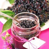 Recept : Kompot z plodů černého bezu | ReceptyOnLine.cz - kuchařka, recepty a inspirace Fine Dining