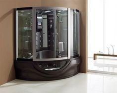 Steam Shower Room by Aquapeutics