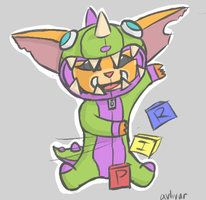 League of Legends Gnar. new Champion 2014