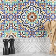 Drawing inspiration from the intricate tilework of the Middle East, the Merola Tile Sevillano Andalusia in. Ceramic Wall Tile offers a stunning blend of colors with chromatic intensity Angela Harris, Look Wallpaper, Border Tiles, Wall Borders, Tile Projects, Ceramic Wall Tiles, Star Sky, Andalusia, Stone Tiles