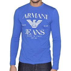 Pull Armani Jeans #Pull #Mode #Homme