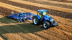 New Holland Heavy Duty! New Holland, Tractor, Monster Trucks, Tractors