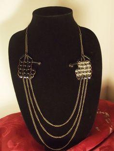 Double Dalek Necklace