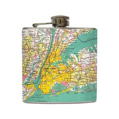 I Heart NY Flask, 16€, now featured on Fab.