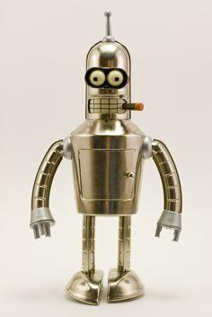 Bender - Futurama  I want this so freaking badly!!!