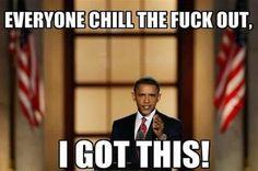 No Drama Obama