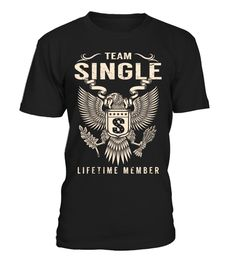 Team SINGLE Lifetime Member