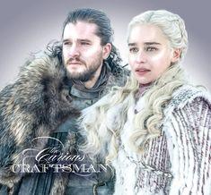 I just can't resist Jon & Dany.obsessed I am! Is it ApriI yet? Roman C, Bbc Tv, Kit Harington, Personal Portfolio, Poldark, Emilia Clarke, Period Dramas, Outlander, Jon Snow