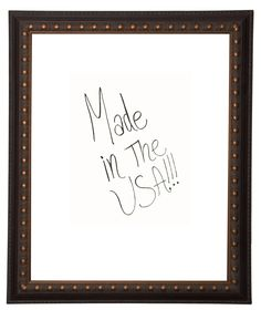 Traditional Dry Erase Board