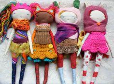 The Petit Cadeau: Handmade Marathon: Humble Toys