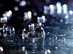 Bubble Bokeh by John Petrick, via Flickr