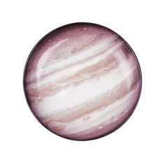 Add unique design to your interior setting with this extravagant Jupiter plate from Diesel with Seletti. Made from porcelain, the solar system's biggest planet is shrunk onto this plate, perfect fo...