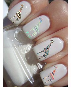Dressy Digits: 12 of the raddest nail stickers around