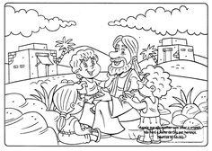 desenhos biblicos para colorir 6                              …