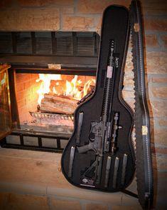 Cedar Mill Fine Firearms - Rifle, Pistol, and Gun Cases Ninja Weapons, Weapons Guns, Airsoft Guns, Armas Ninja, Hidden Gun, Best Safes, Gun Cases, Military Guns, Fantasy Weapons